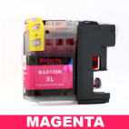 Brother Compatible Ink Cartridge LC135XL Magenta