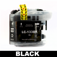 Brother Compatible Ink Cartridge LC133 Black