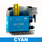 Brother Compatible Ink Cartridge LC133 Cyan