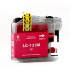 Brother Compatible Ink Cartridge LC133 Magenta